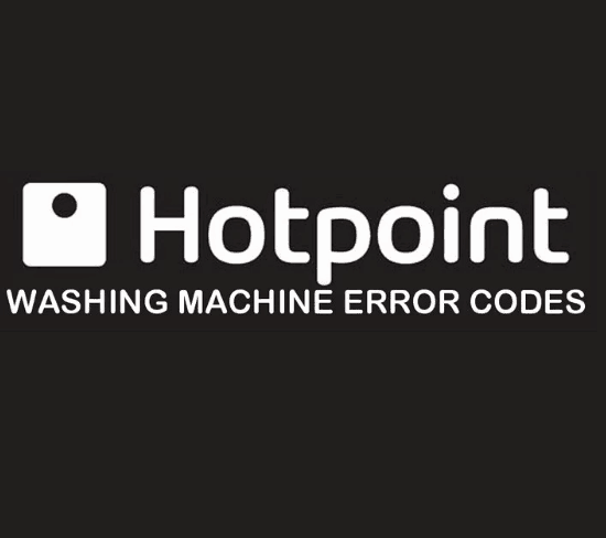 Hotpoint Dishwasher Error Codes: Flashing Light Problems - The Error