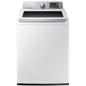 Samsung Top Load Washer Error Codes: U6, Le, etc.