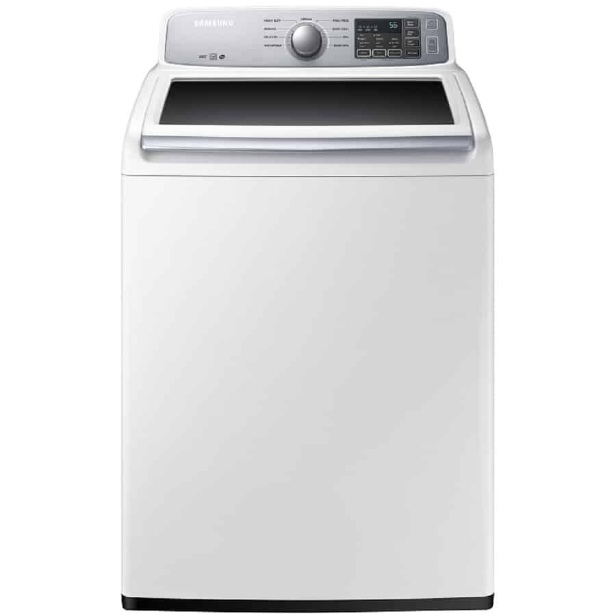 Samsung Top Load Washer Error Codes: U6, Le, etc  - The