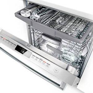 Bosch Dishwasher Error Codes: E15, E22, E01, E09 [Fixes]