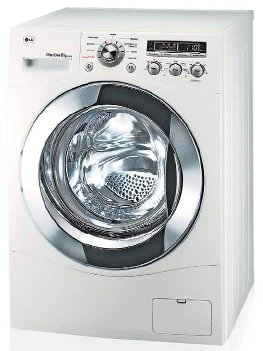 Bosch Washing Machine Error Codes: E02, E13, E17 - The Error