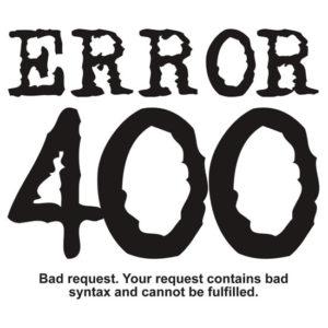 Ultimate HTTP Error Code List