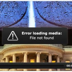 Error Loading Media File Could Not Be Played Iphone Chrome Safari
