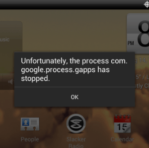 "3+ Fixes For ""Unfortunately The Process com.google.process.gapps Has Stopped"""