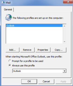 Solved: The Set Of Folders Cannot Be Opened In Outlook - The Error