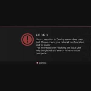 Destiny PS4 Error Code Marionberry Fix