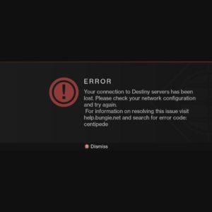 Destiny PS4 Error Code Marionberry Fix