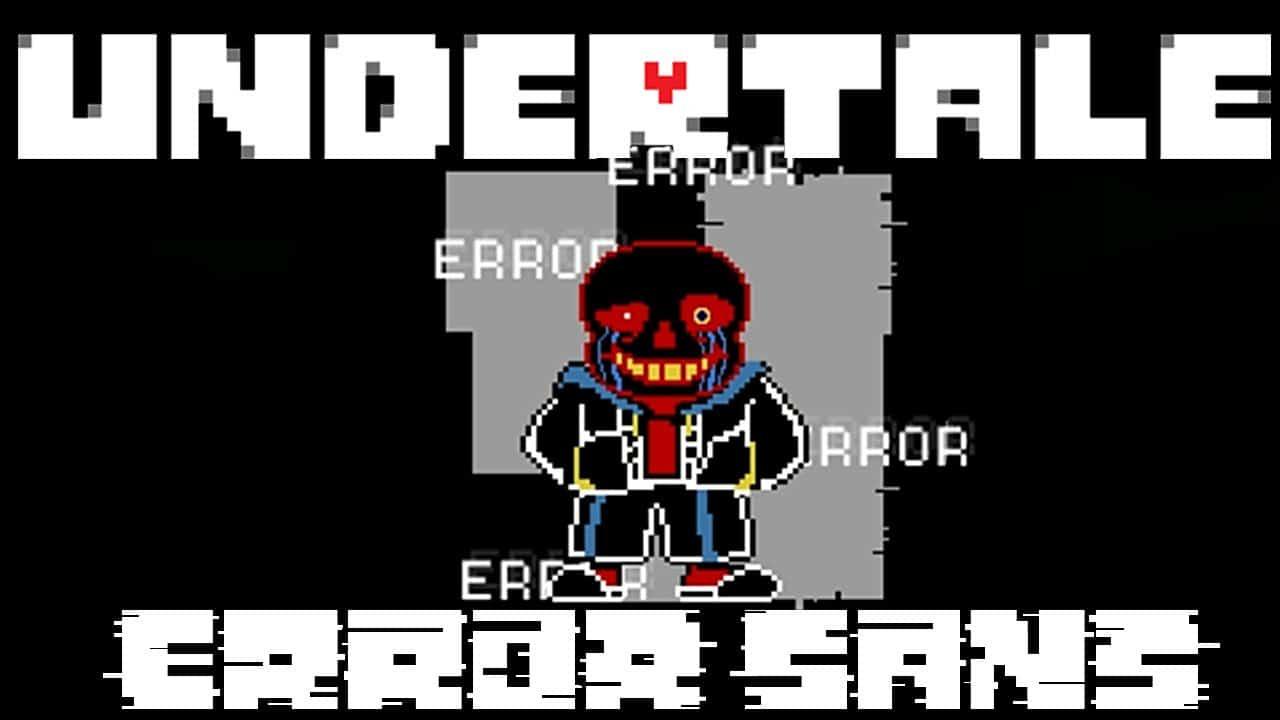 Error!Sans: Fight! - The Error Code Pros