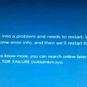 How To Fix: Nvlddmkm.Sys Error Message On Windows 7, 10