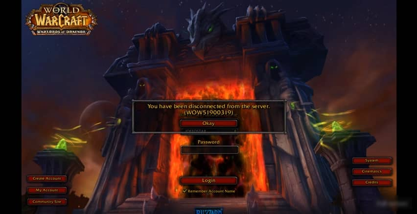 5 Fixes For the WOW51900319 Error [SOLVED] - The Error Code Pros