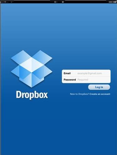 dropbox app signin login instructions