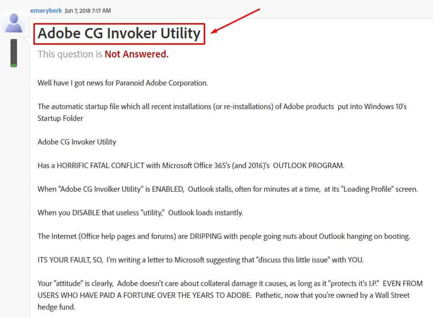 3+ Fixes For Adobe GC Invoker Utility Issues - The Error