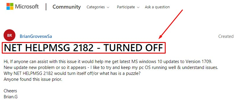 net-helpmsg-2182-turned-off